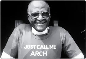 back to the Archbishop Desmond Tutu memorial pageYoung Desmond Tutu